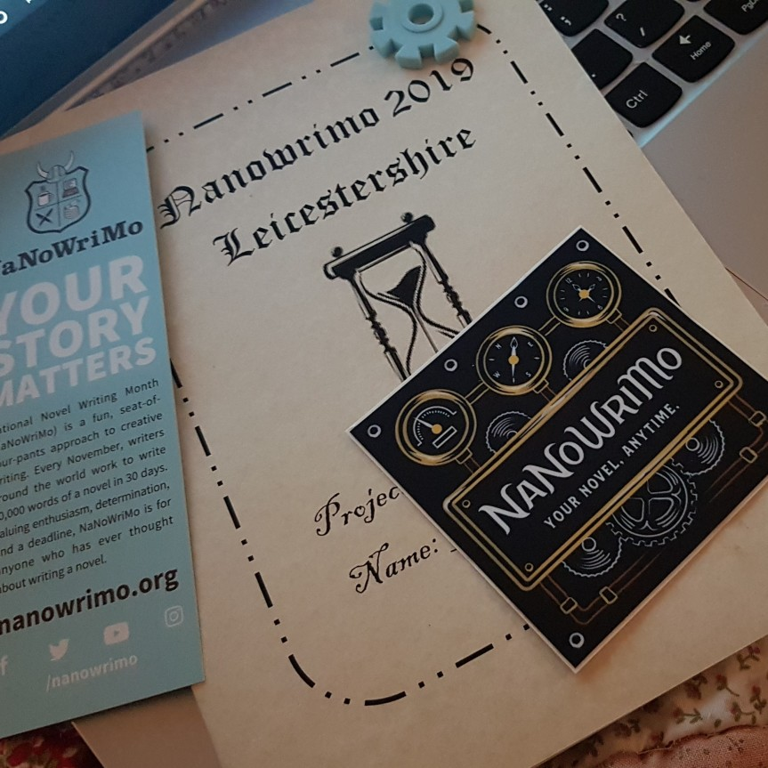 My First NanoWrite-In